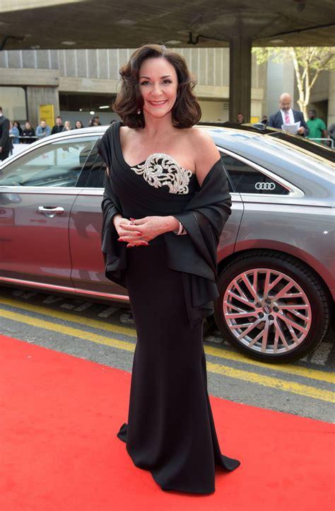 shirley ballas bafta tv awards