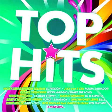 best hits top hits vol 2 tracklist album compilation con successi