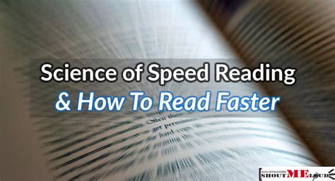 speed reading how to your reading speed and comprehension in less than 24 hours ã a scientific guide on how to read better and faster books the science of speed reading how to read faster