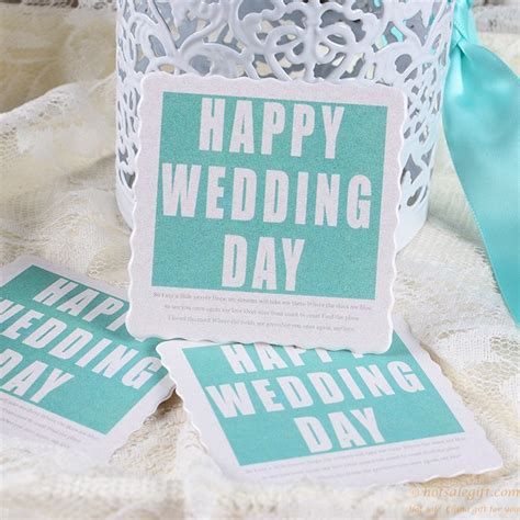Wedding Card Stickers by Personalized Sticker Card For Wedding And Decoration