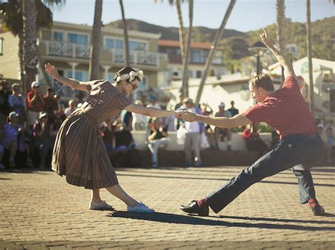 swing dance festival dance festival swings into catalina the log