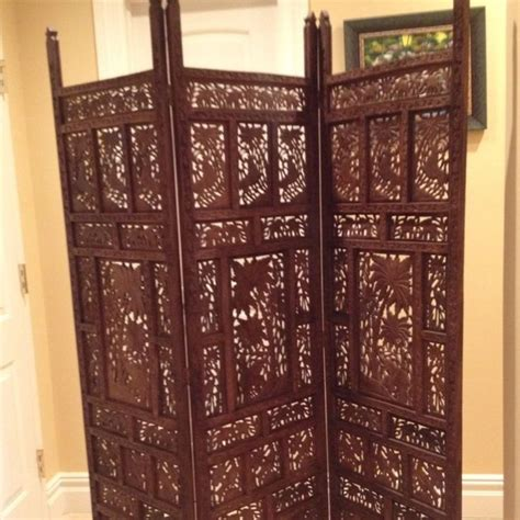 wooden room dividers 25 best ideas about folding room dividers on pinterest