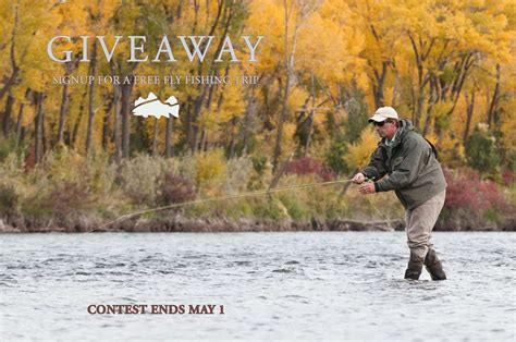 Fly Fishing Sweepstakes - fly fishing hat weekly giveaway