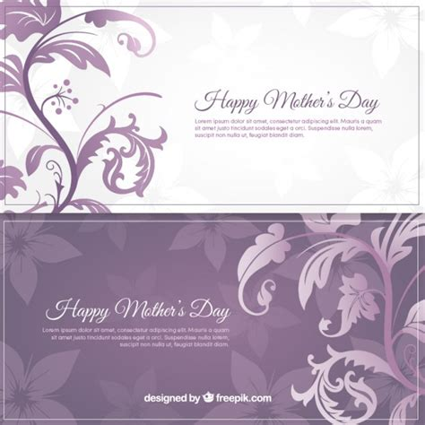 Premium Happy Syari Purple white and purple happy s day banners vector premium