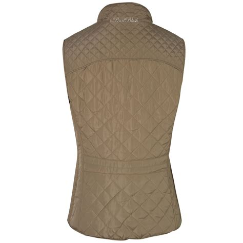 Womens Quilted Gilet by Womens Gilet Quilted Bodywarmer Waistcoat Zip