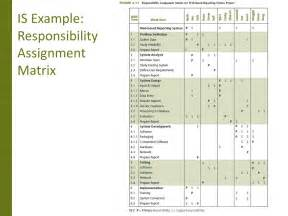 responsibility assignment matrix template defining scope quality responsibility and activity