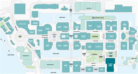 10 South Riverside Plaza Floor Plan - 10 bank location