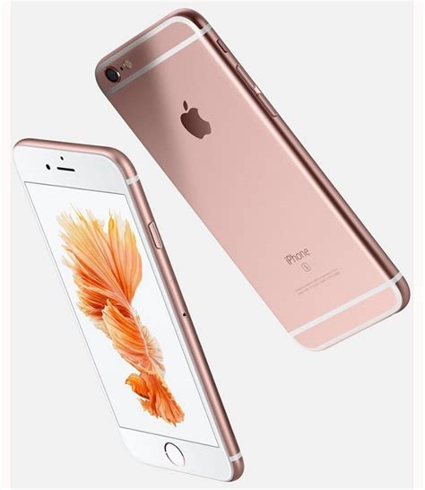 Iphone 6s 64gb Rosegold apple iphone 6s 64gb lte brand new unlocked gold