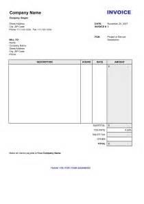 free invoice creator template free printable invoice maker template design