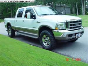 2004 ford f250 4x4 04 king ranch