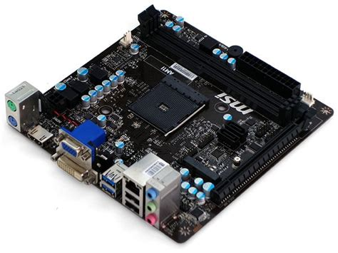 Msi Am1i Am1 msi am1i features am1 kabini apu motherboard roundup