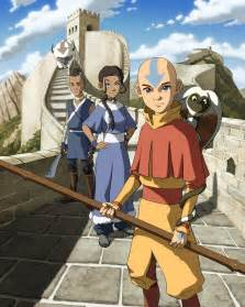 pictures of the last airbender animanga corner anime series avatar the last