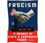 Welcome To America  Now The Greatest Fascist Power In World