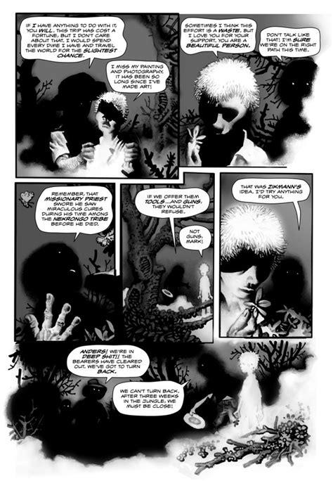 shadows on the grave shadows on the grave 5 profile comics