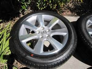 19 quot genuine oem acura mdx wheel w michelin tires tpms