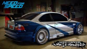 need for speed 2015 bmw m3 e46 nfs most wanted nfs