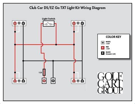 ez go 48v battery wiring diagram ez go txt textron