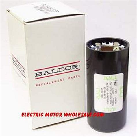 start capacitor baldor motor ec1850a06sp baldor ec1850a06 starting capacitor