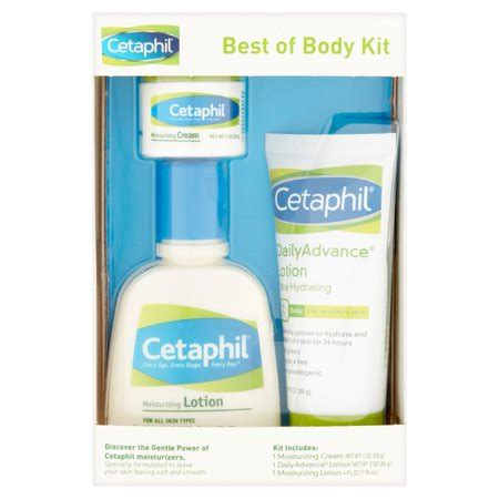 Cetaphil Kit cetaphil best of kit walmart