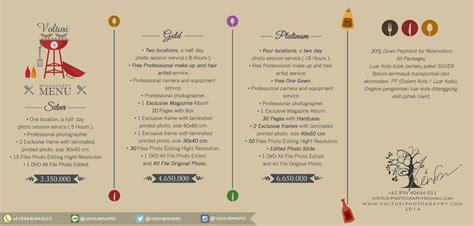 Wedding Invitation Jakarta Price by Price List Wedding Photography Vendor Nisayudhastory