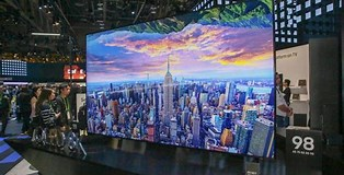 Image result for biggest oled tv. Size: 314 x 160. Source: www.cnet.com