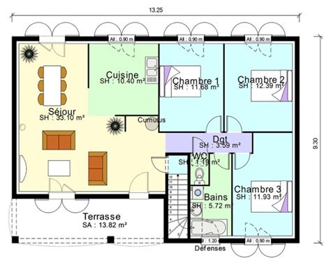 complet maison plan maison complet cool fascinante les plans des maisons