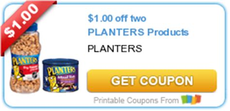 Planter Peanuts Coupons by Planters Peanuts Coupon 0 98 Each At Walmart