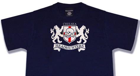 chelsea headhunters t shirt chelsea headhunters lions skull