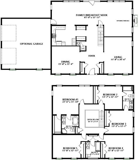 arlington house floor plan arlington modular home floor plan