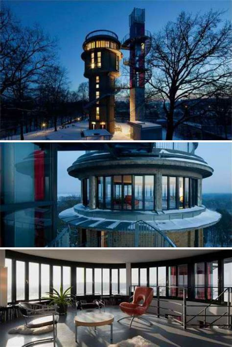 fire tower house fire inspired 14 converted new lookout tower homes urbanist