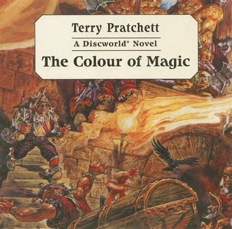 the color of magic publication the colour of magic