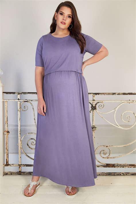 Sale Flower Panel Black Dress Sm bump it up maternity nursing dusky purple maxi