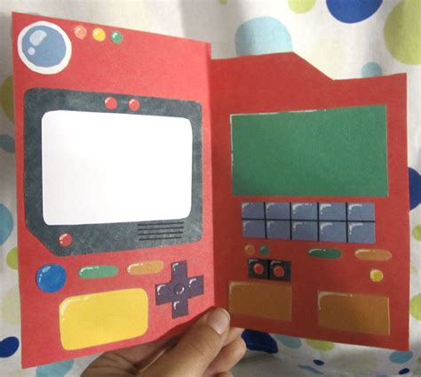 How To Make A Paper Pokedex - pokedex birthday card by pooknero on deviantart