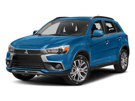 new 2017 mitsubishi outlander sport prices nadaguides