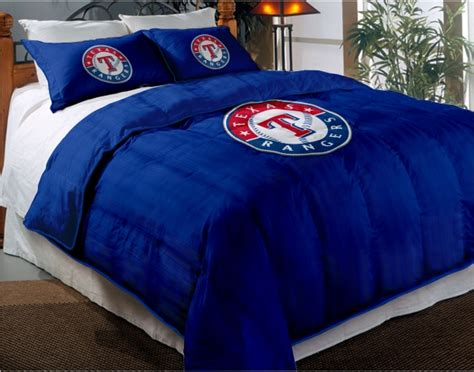 texas bedding texas rangers mlb twin chenille embroidered comforter set