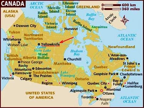 Yellowknife   NWT   Northern Canada   Moving to Canada