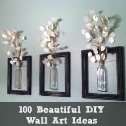 Home Decor Wall Art Ideas by 100 Beautiful Diy Wall Art Ideas Diy Cozy Home