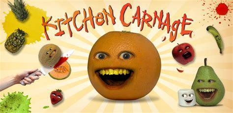annoying orange kitchen carnage your best appliances