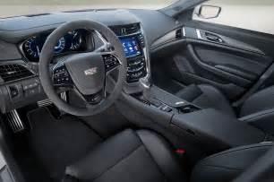 Cadillac Cts V Interior by 2017 Cadillac Cts V Reviews And Rating Motor Trend
