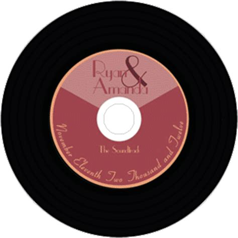printable vinyl record template custom printed vinyl cds vinyl cd printing