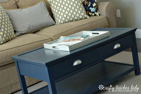 Navy Blue Table L by Navy Blue Coffee Table Goenoeng