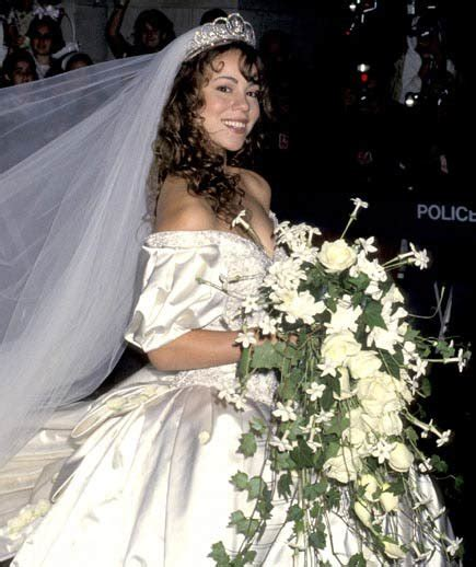 by wed daily in celebrities real weddings may 6 2015 mariah carey wedding dress www imgkid com the image