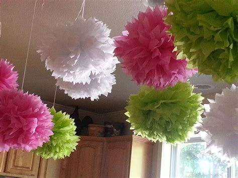 pink and green shower morgaine s baby shower ideas