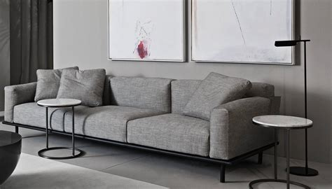 futon zum schlafen sofa ausklappbar sofa smala ligne roset design pascal