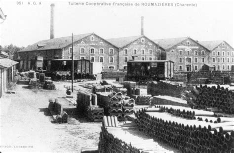tuiles tbf roumazieres quot une vie une usine quot tuilier 224 roumazi 232 res patrimoine