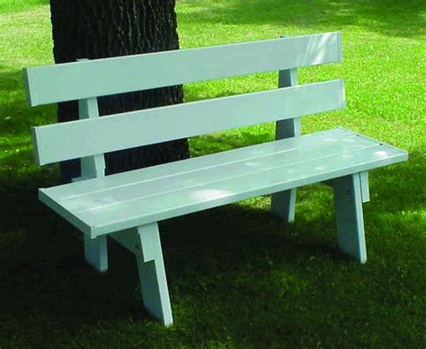 menards outdoor benches dura trel 5 park pier bench at menards 174