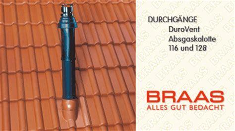 Gastherme Abgasrohr Vorschriften by Duro Abgaskalotte 128 Taunus Pf G 252 Nstige Baustoffe