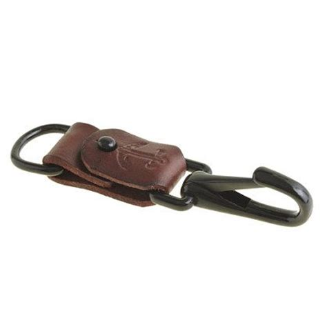 j crew leather anchor key fob mens accessories by