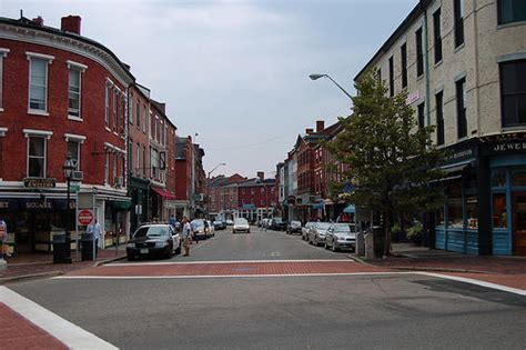 Apartment Downtown Portsmouth Nh Is High Business Rent Changing The Shape Of Downtown