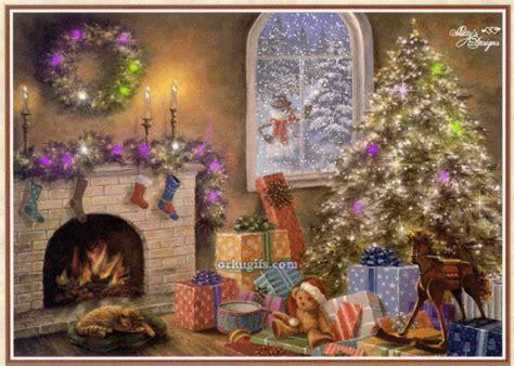 imagenes navideñas 2018 gif imagenes de noche de navidad con movimiento frases de